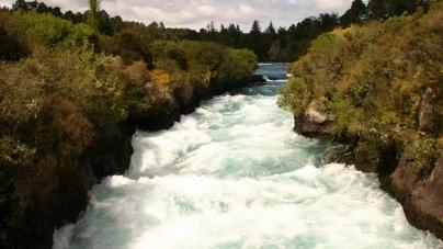 Η αυξημένη ρύπανση της ατμόσφαιρας φουσκώνει τα ποτάμια.