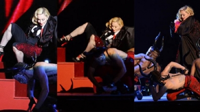 Madonna: Η πτώση της «Βασίλισσας» !