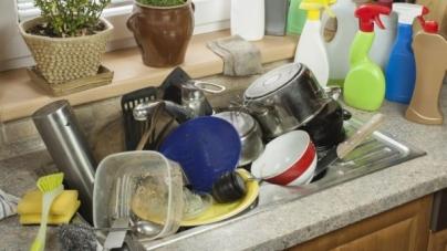 Τα λάθη που κάνετε στην καθαριότητα της κουζίνας