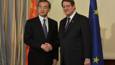 Κυπριακό, διμερείς σχέσεις, συνεργασία ήταν τα θέματα που κυριάρχησαν στην συνάντηση του Προέδρου Αναστασιάδη με τον ΥΠΕΞ της Κίνας