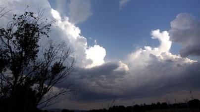 Δελτίο καιρού: Νεφώσεις από το απόγευμα