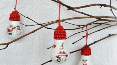 Χριστουγεννιάτικες ιδέες με ΦΡΟΥΤΑ – KAΡΠΟΥΣ-ΜΠΑΧΑΡΙΚΑ