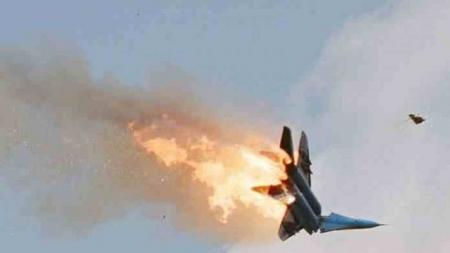 Συντριβή ρωσικού μαχητικού στη Μεσόγειο