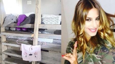 Η Κωνσταντίνα Ευριπίδου πηγαίνει στη δουλειά με αντικείμενα της Αριάδνης