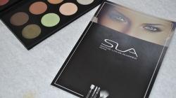 Παρουσίαση Ανοιξιάτικου Μακιγιάζ από την εταιρεία καλλυντικών SLA