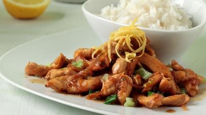 Κοτόπουλο με σόγια