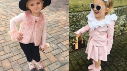 Αυτή η τρίχρονη έχει περισσότερες Louis Vuitton από τη μητέρα της -Και από εσένα