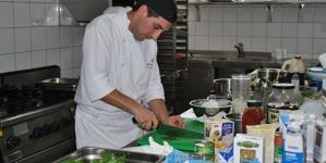 Ετήσιος Εσωτερικός Διαγωνισμός Μαγειρικής στο KES College για το Ακαδημαϊκό Έτος 2016-17