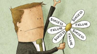 Ο φόβος της αποτυχίας..