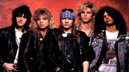 Κάτι ετοιμάζουν οι Guns N' Roses…