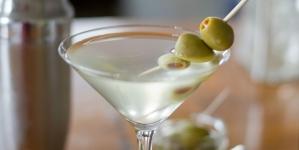 Dry Martini Κοκτειλ
