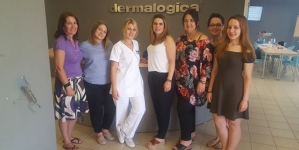 Επίσκεψη Εκπαιδευτριών Προγραμμάτων Σπουδών Αισθητικής του KES College στην Εταιρεία DERMATOLOGICA στην Αθήνα για κατάρτιση μέσα στα πλαίσια του Προγράμματος Erasmus+