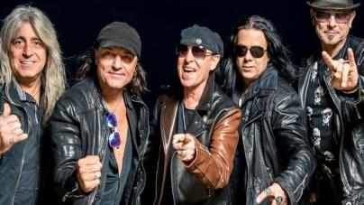 Δύο νέα τραγούδια ηχογράφησαν οι Scorpions