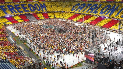 Δημοψήφισμα Καταλονία: Χαμός στην Μπαρτσελόνα, έξαλλος ο Πικέ, παραιτήθηκε ο αντιπρόεδρος
