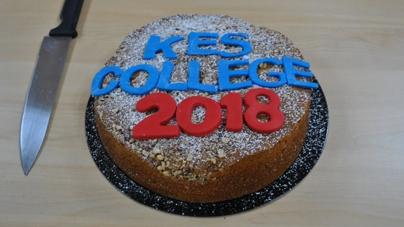 Κοπή της βασιλόπιττας στο KES College