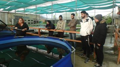 Εκπαιδευτική επίσκεψη του Προγράμματος Σπουδών «Κηποτεχνία και Σχεδιασμός Κήπου» του KES College στο Cyprus Agro Industry Center