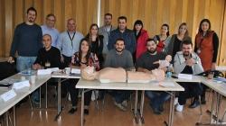 Εκπαίδευση προσωπικού του KES College στη Παροχή Πρώτων Βοηθειών στην Εργασία