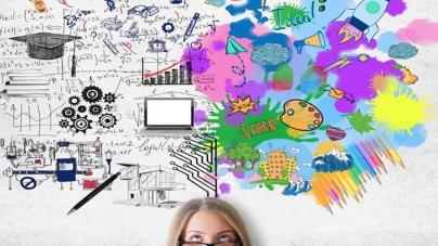 Η δημιουργικότητα έχει το δικό της «αποτύπωμα» στον εγκέφαλο