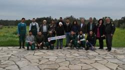 Δενδροφύτευση στο «Πάρκο των Εθνών» από τους φοιτητές των Προγραμμάτων Σπουδών «Κηποτεχνία και Σχεδιασμός Κήπου» του KES College