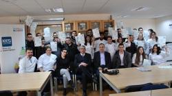Τελετή Βράβευσης των φοιτητών του KES College από  το Royal Society for Public Health