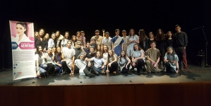 Συμμετοχή φοιτητριών Αισθητικής του KES College στην θεατρική παράσταση «Σοφοκλέους Αντιγόνη» του Λυκείου Λατσιών