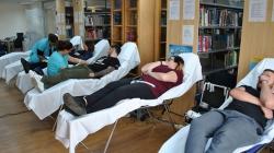 Εθελοντική Αιμοδοσία στο KES College