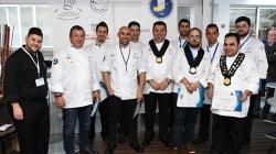 1ος Φοιτητικός Γαστρονομικός Διαγωνισμός του Συνδέσμου Αρχιμαγείρων / Γαστρονόμων Κύπρου – Eurotoques στις εγκαταστάσεις του KES College