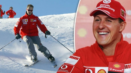 Michael Schumacher: Η πρώτη ανακοίνωση για την υγεία του μετά από ένα χρόνο