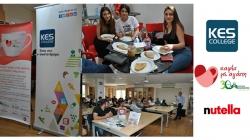 «Καφές με Αγάπη» στο KES College για ενίσχυση του ΠΑΣΥΚΑΦ
