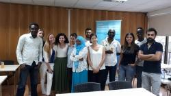 Ολοκλήρωση 2ου κύκλου μαθημάτων του Ευρωπαϊκού Προγράμματος «Δωρεάν Εκμάθηση Ελληνικής Γλώσσας σε Υπηκόους Τρίτων Χωρών» στο KES College