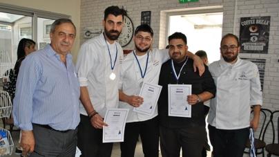 Ετήσιος Εσωτερικός Διαγωνισμός Μαγειρικής και Ζαχαροπλαστικής στο KES College