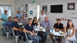 Γευσιγνωσία νέων αλκοολούχων ποτών από χαρούπι από το KES College για λογαριασμό του Πανεπιστημίου Κύπρου