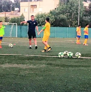Υπάρχουν πολλά μικρά ταλέντα στην Κύπρο!!!