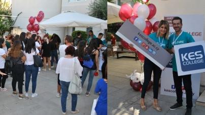 Ημέρα Ενημέρωσης και Καθοδήγησης – ORIENTATION DAY – των Πρωτοετών Φοιτητών του KES College για το Ακαδημαϊκό Έτος 2018 – 2019