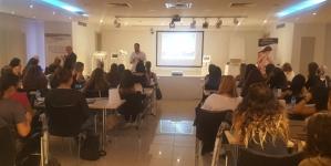 Εκπαιδευτική Επίσκεψη των φοιτητριών των Αξιολογημένων Προγραμμάτων Σπουδών Αισθητικής του KES College στην εταιρεία IMPOPHAR