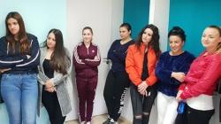 Εκπαιδευτική Επίσκεψη των φοιτητριών του Τετραετούς Αξιολογημένου – Πιστοποιημένου Προγράμματος Σπουδών Αισθητικής του KES College στο ιατρείο του Δερματολόγου Δρ. Γιώργου Φωτίου