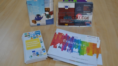 Ημερίδα Ενημέρωσης των φοιτητών του KES College για το Πρόγραμμα Erasmus+