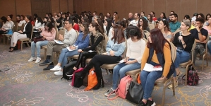 Συμμετοχή φοιτητριών Διοίκησης Γραφείου και Γραμματειακών Σπουδών του KES College στη 2η Ετήσια Έκθεση «Get Α Job»