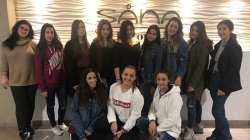 Οι φοιτήτριες των Αξιολογημένων Προγραμμάτων Σπουδών Αισθητικής του KES College επισκέφτηκαν το Sana Hiltonia Health and Fitness SPA του ξενοδοχείου HILTON PARK