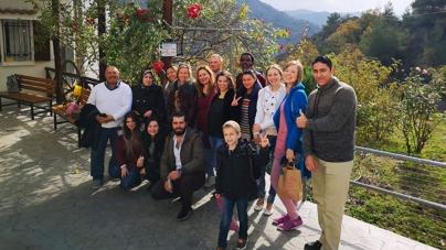 Δωρεάν εκπαιδευτική εκδρομή σε Υπηκόους Τρίτων Χωρών που παρακολουθούν το Ευρωπαϊκό Πρόγραμμα «Δωρεάν Εκμάθηση Ελληνικής Γλώσσας σε ΥΤΧ»  στο KES College