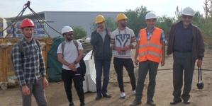 Eκπαιδευτική επίσκεψη των φοιτητών του Προγράμματος Σπουδών «Κηποτεχνία και Σχεδιασμός Κήπου» του KES College στη νέα βιβλιοθήκη του Πανεπιστημίου Κύπρου «Στέλιος Ιωάννου»