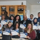 Τελετή Απονομής Διπλωμάτων και tablet στους Υπηκόους Τρίτων Χωρών  που συμπλήρωσαν με επιτυχία τα μαθήματα τουΕυρωπαϊκού Προγράμματος   «Δωρεάν Εκμάθηση Ελληνικής Γλώσσας σε Υπηκόους Τρίτων Χωρών»  στο KES College