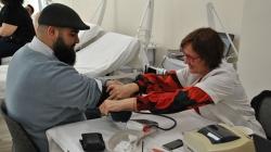 Εθελοντική Αιμοδοσία και Δειγματοληψία στο KES College