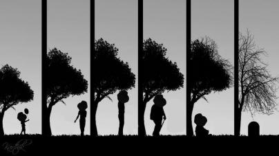 Κάθε φορά που βρίσκω το νόημα μεγαλώνω!
