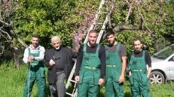"Eκπαιδευτικές επισκέψεις για πρακτική άσκηση των φοιτητών του Προγράμματος Σπουδών ""Κηποτεχνία και Σχεδιασμός Κήπου"" του KES College στα Φυτώρια Σολωμού"