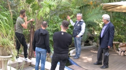 "Eκπαιδευτική επίσκεψη των φοιτητών του Προγράμματος Σπουδών ""Κηποτεχνία και Σχεδιασμός Κήπου"" του KES College στο Euphoria Art Land"