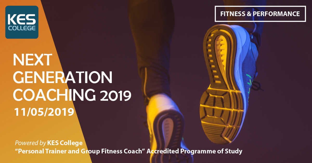 """Next Generation Coaching 2019 – Fitness & Performance"" από το KES College"