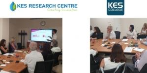Παρουσίαση αποτελεσμάτων Ερευνητικού Έργου του KES College σε συνεργασία με το KES Research Centre