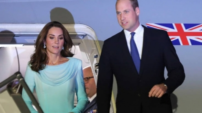 Στιγμές πανικού στον αέρα για πρίγκιπα Ουίλιαμ και Κέιτ!