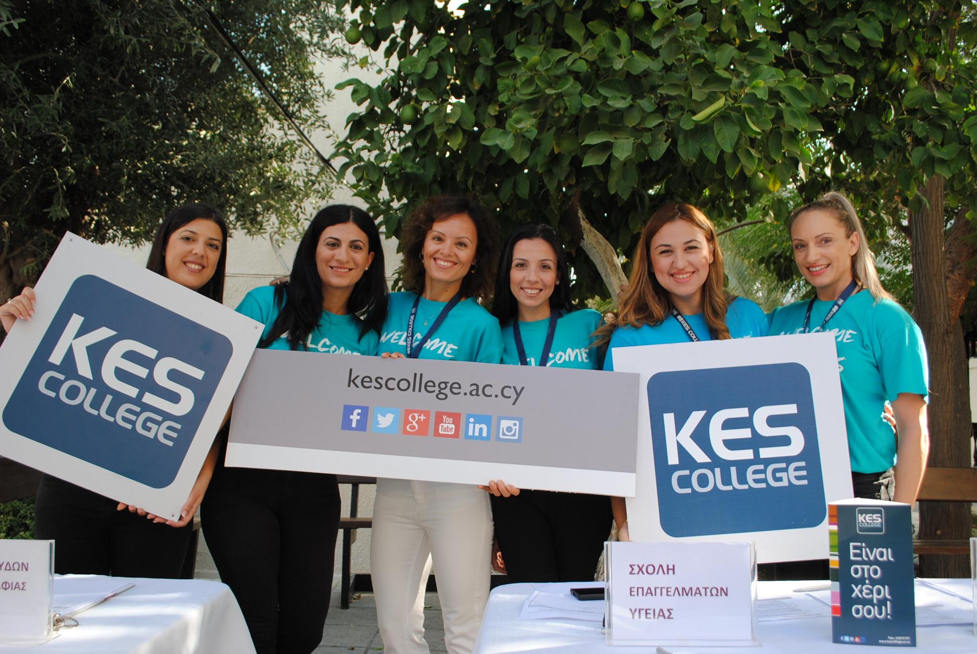 Ημέρα Ενημέρωσης και Καθοδήγησης (ORIENTATION DAY) των Πρωτοετών Φοιτητών του KES College για το Ακαδημαϊκό Έτος 2019-2020